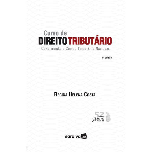 Curso de Direito Tributario - Costa - Saraiva