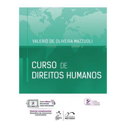 Curso de Direitos Humanos - 5ª Edição (2018)