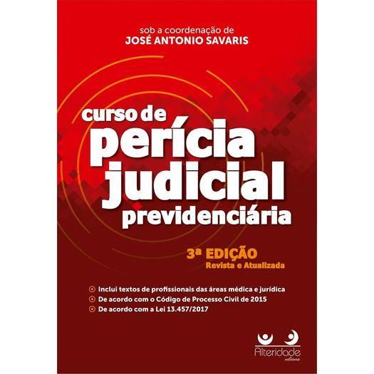Curso de Pericia Judicial Previdenciaria - Alteridade