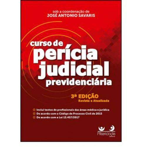Curso de Perícia Judicial Previdenciária