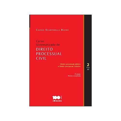 Curso Sistematizado de Direito Processual Civil 2 4ªed. - Saraiva