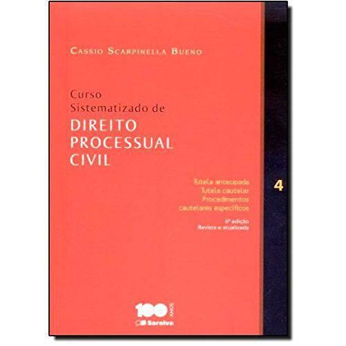 Curso Sistematizado de Direito Processual Civil - Vol 04