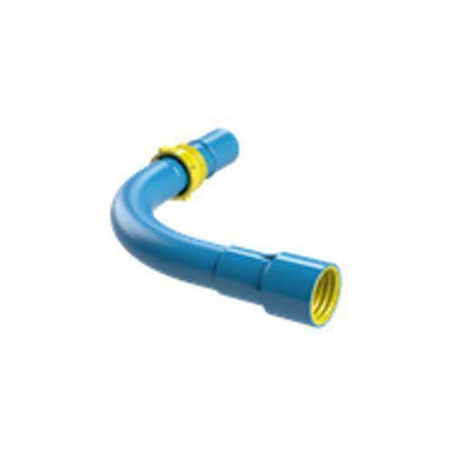 Curva Dn 50mm Pn 80 para Tubo de Irrigação Azul Engate Rosca de 2 Polegadas