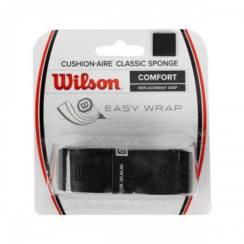Cushion Aire Classic Sponge Comfort Preto - Wilson WRZ4205PT