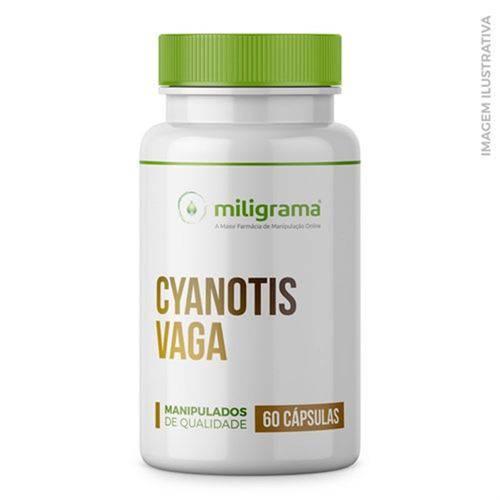 Cyanotis Vaga 200mg 60 Cápsulas