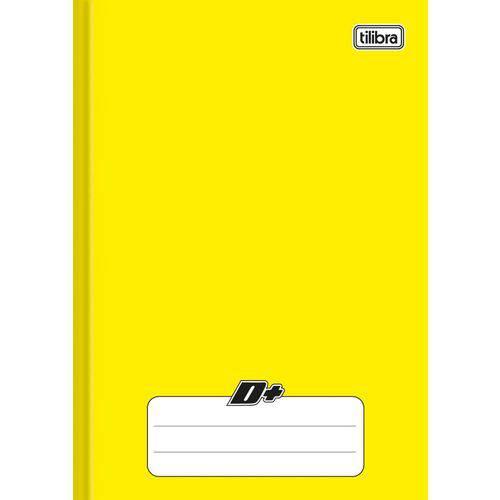 D+ 96 Folhas Amarelo (7891027987107)
