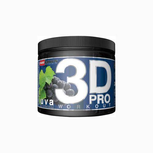 3d Pro Workout - Procorps - 200g