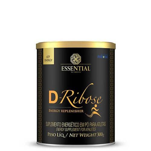 D-RIBOSE Carbo de Rápida Absorção 300g Essential Nutrition