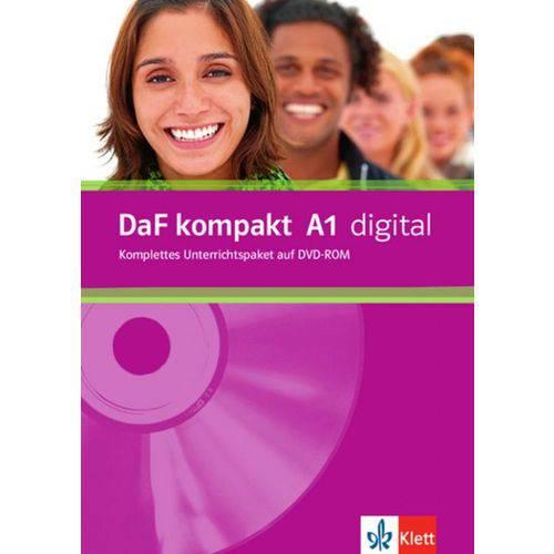 Daf Kompakt A1 - Digital - DVD-rom - Klett-langenscheidt