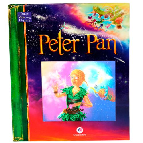 Dando Vida as Clássicos - Peter Pan