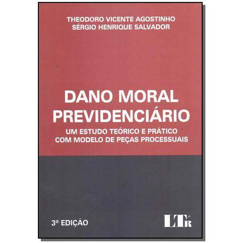 Dano Moral Previdenciario - 03ed/17