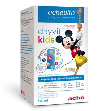 Dayvit Kids Ache Suspensão 120ml