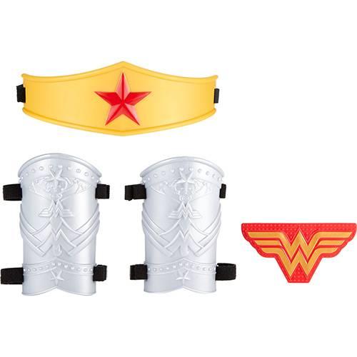 Dc Super Hero Girls - Acessórios - Wonder Man Dvg83/Dvg85 - Mattel