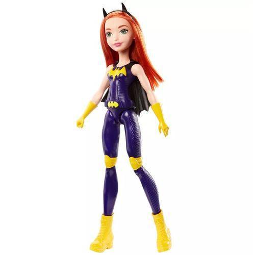 Dc Super Hero Girls Boneca BatGirl - DMM23/1 - Mattel