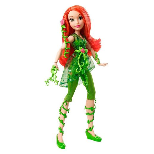 DC Super Hero Girls Poison Ivy - Mattel