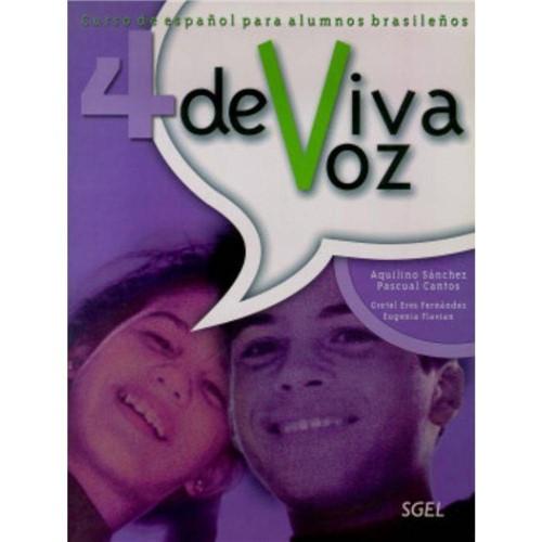 De Viva Voz 4 - Libro Del Alumno + Cuaderno de Ejercicios