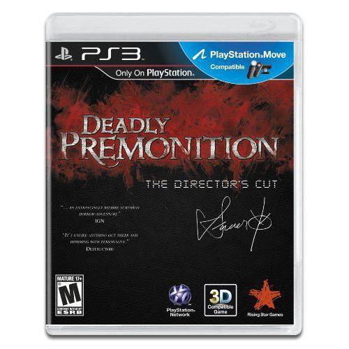 Deadly Premonition: The Director''S CUT - PS3