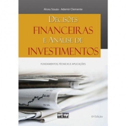 Decisões Financeiras e Análise de Investimentos