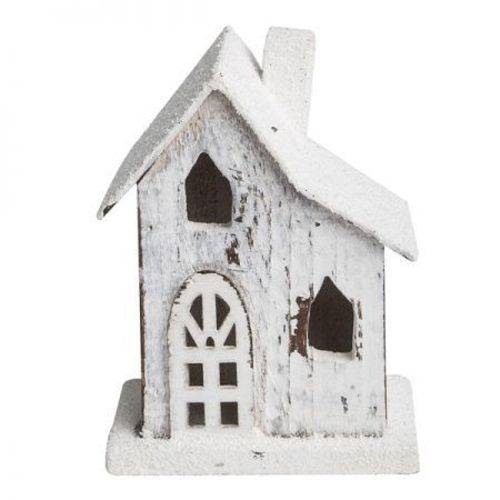 Decoração Natalina - Casebre Led 15cm