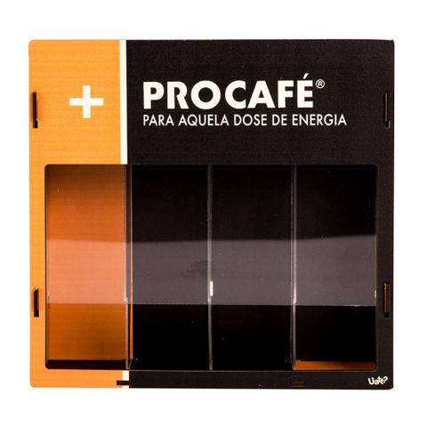 Decoracao Outros Uatt -Porta Capsula Pro Cafe