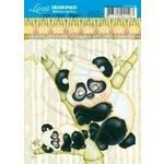 Decoupage Adesica Glitter Litoarte Adpg-38