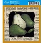 Decoupage Adesiva Q Hot Stamp DAXH-009 Litoarte