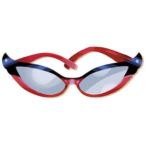 Decoupage Aplique em Papel e MDF Oculos APM8-075 Litoarte