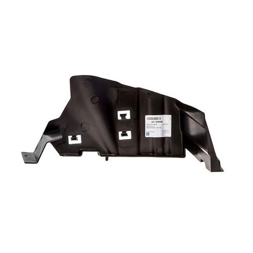 Defletor de Ar Inferiro do Radiador Lado Direito 93383065 S10 /blazer