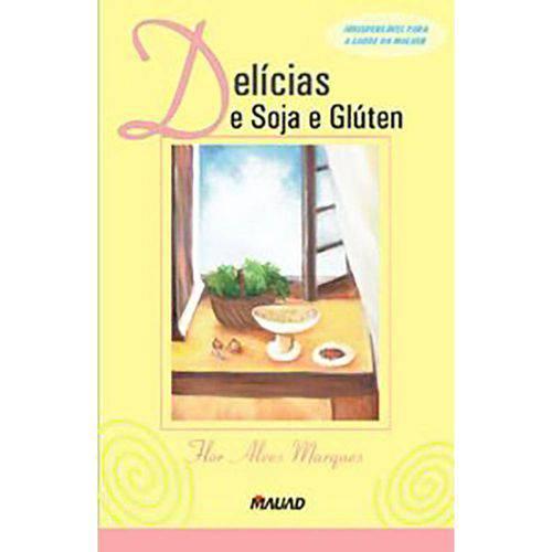 Delícias de Soja e Gluten