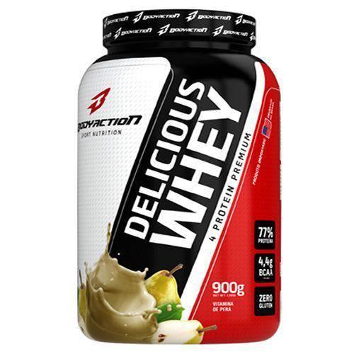 Delicious Whey 900Gr Vitamina de Pera
