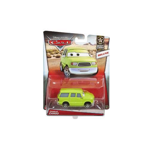 Deluxe Carros Disney - Charlie Cargo - Mattel