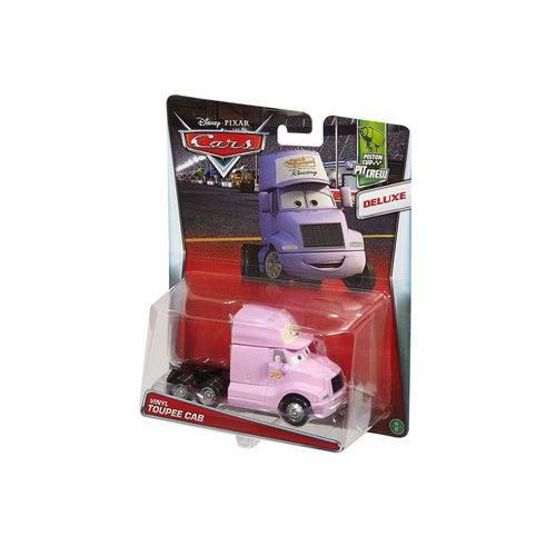 Deluxe Carros Disney - Vinyl Toupee Cab - Mattel