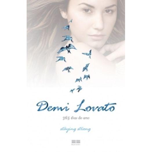 Demi Lovato 365 Dias do Ano - Best Seller