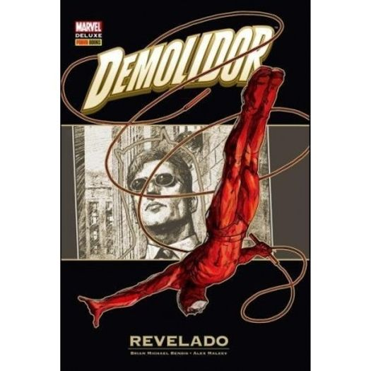 Demolidor - Revelado - Panini