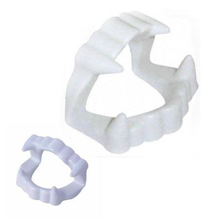 Dentadura Branca - 08 Unidades