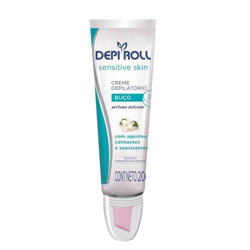 Depiroll Sensitive Skin Creme Depilatório P/ Buço 20g