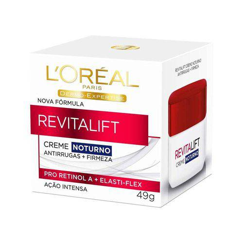 Dermo Expertise Revitalift Noturno L'Oréal 150g