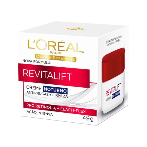 Dermo Expertise Revitalift Noturno L'Oréal 49g