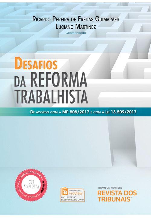 Desafios da Reforma Trabalhista - 1ª Edição