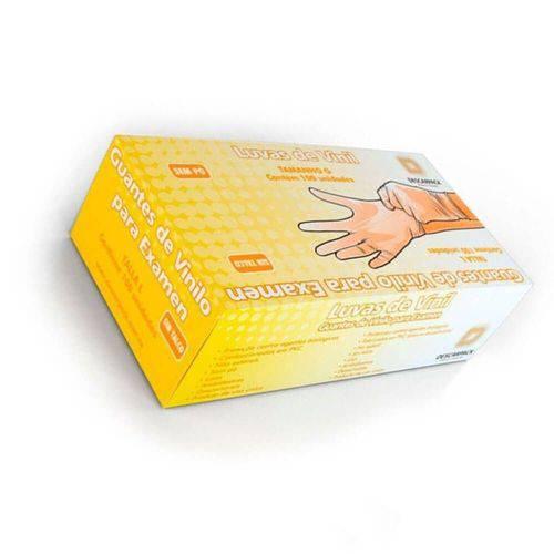 Descarpack Luvas de Vinil S/ Talco G C/100