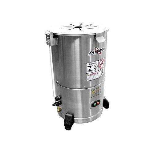 Descascador de Batatas Industrial 6 Kg 220 V - 57210-1 - Skymsen - 0SN 066