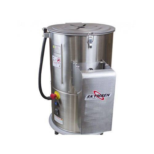 Descascador de Legumes Db-10 Inox Capacidade 10Kg 127V - Skymsen