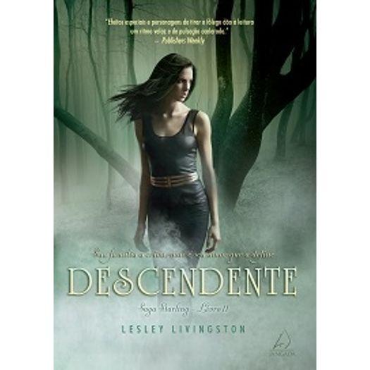 Descendente - Livro 2 - Jangada