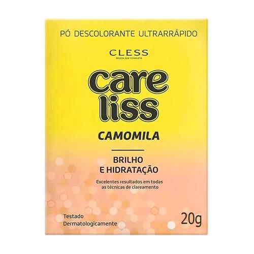 Descolorante Care Liss Camomila 20g