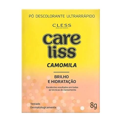 Descolorante Care Liss Camomila 8g