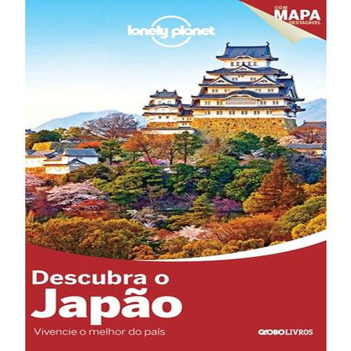 Descubra o Japao - Lonely Planet - 02 Ed