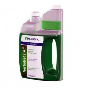 Desinfetante Bactericida Herbalvet T.A 1 L