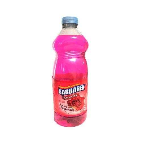 Desinfetante Barbarex Sensações 2 Litros
