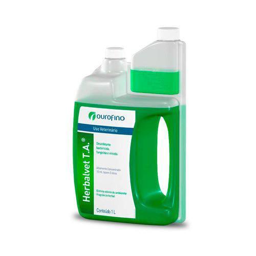 Desinfetante Herbalvet T.a Ourofino