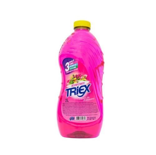 Desinfetante Triex 2l Flroes da Primavera